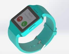 #22 untuk Design a kids smart watch - body & strap oleh Dian12sota