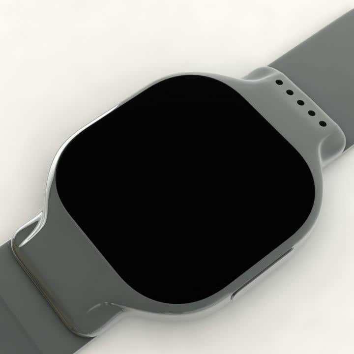Penyertaan Peraduan #8 untuk Design a kids smart watch - body & strap