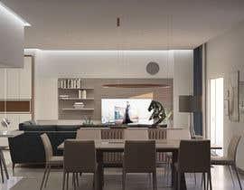 #49 untuk Need an Interior Designer to 3D render a living room oleh mmezz123