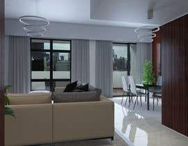 #17 untuk Need an Interior Designer to 3D render a living room oleh maxelf1367