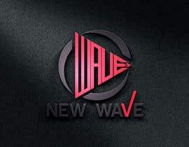#32 for New Wave Logo Design af freelancshahin