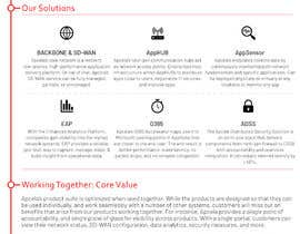 #8 for Company Product One-Pager by Celestie