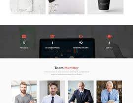 #9 for Design the website mock-up by mdbelal44241