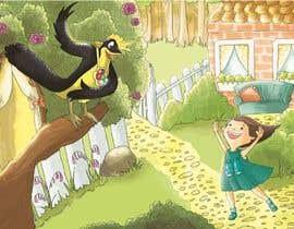 #27 untuk Whimsical illustrations for children's book oleh dianaresi