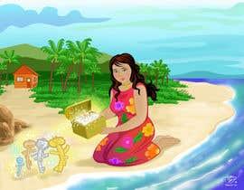 #15 untuk Whimsical illustrations for children's book oleh rli5903e7bdaf196