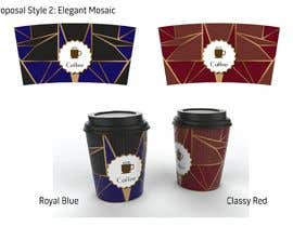 #48 for Paper Coffee Cup Designs by quackee