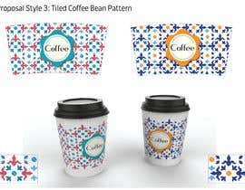 #49 for Paper Coffee Cup Designs by quackee