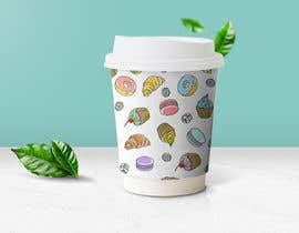 #38 for Paper Coffee Cup Designs by Shtofff
