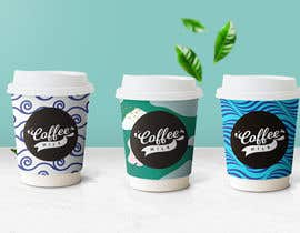 #41 for Paper Coffee Cup Designs by Shtofff
