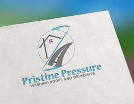 #180 untuk I need a company logo design for Pristine Pressure Washing oleh sikderuzzal