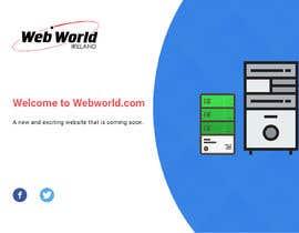 #119 cho Creative holding page for hosting company bởi bishalchandra