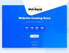 Nro 150 kilpailuun Creative holding page for hosting company käyttäjältä bishalchandra
