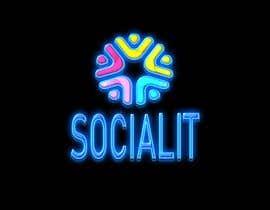 #59 для I need a modern logo for a Social Media Agency от hichamo0s