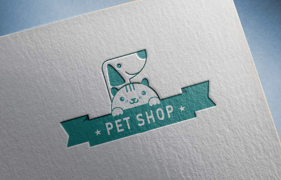 Penyertaan Peraduan #30 untuk Need a creative logo for my online pet store