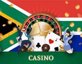Nro 7 kilpailuun Online Casinos for South Africa - Image 798px X 300px käyttäjältä farrukhkhan2009