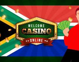 Nro 8 kilpailuun Online Casinos for South Africa - Image 798px X 300px käyttäjältä farrukhkhan2009