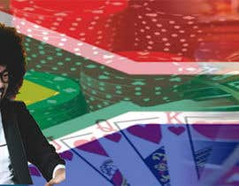 Nro 4 kilpailuun Online Casinos for South Africa - Image 798px X 300px käyttäjältä wk2026702