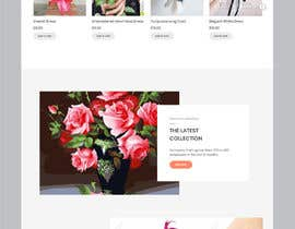 #9 for Home Page Design by hosnearasharif