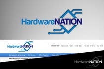 Graphic Design Contest Entry #272 for Logo Design for HardwareNation.com