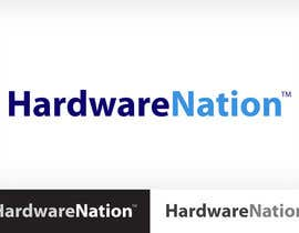 #355 για Logo Design for HardwareNation.com από metisigor