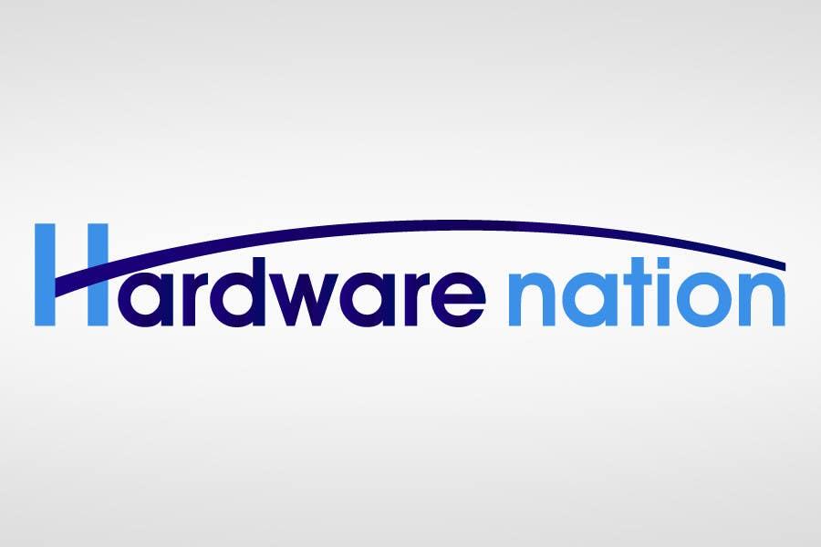 Contest Entry #                                        233                                      for                                         Logo Design for HardwareNation.com