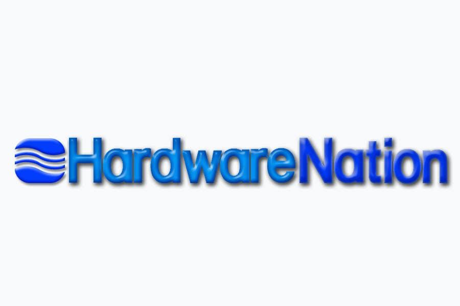 Contest Entry #                                        462                                      for                                         Logo Design for HardwareNation.com