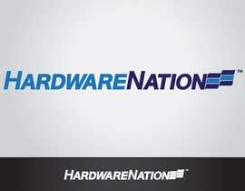 #405 untuk Logo Design for HardwareNation.com oleh tiffont