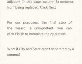 Hari720 tarafından separate city and state into different cells için no 6