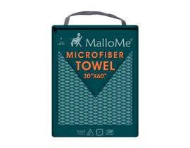 Nro 31 kilpailuun EYE Catching Bag Design for Microfiber Towel Bag käyttäjältä kalart