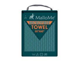 Nro 33 kilpailuun EYE Catching Bag Design for Microfiber Towel Bag käyttäjältä kalart