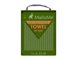 Nro 34 kilpailuun EYE Catching Bag Design for Microfiber Towel Bag käyttäjältä kalart