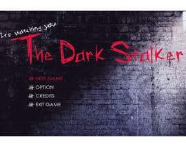 Nro 17 kilpailuun Design a main menu for a horror game käyttäjältä vidadesign