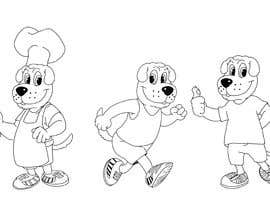 #48 for Mascot Cartoon Illustrations (multiple poses) - done by 17 May by berragzakariae
