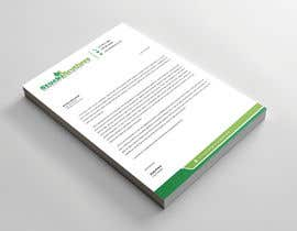 #4 for Letterhead designed and sent in pdf by abdulmonayem85