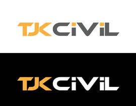 #27 cho logo design for TJK Civil bởi ituhin750