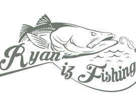 "#201 for Create a Fishing Logo ""RYAN IZ FISHING"" by imranhossainsidd"