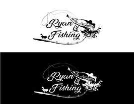 "#229 for Create a Fishing Logo ""RYAN IZ FISHING"" by bonehead113"