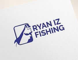 """Nro 277 kilpailuun Create a Fishing Logo """"RYAN IZ FISHING"""" käyttäjältä SHAKER1994"""