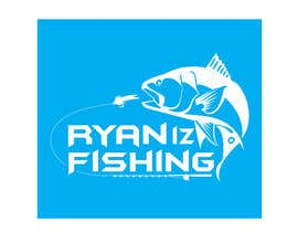 "#383 for Create a Fishing Logo ""RYAN IZ FISHING"" by krishnendum842"
