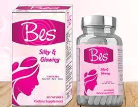 Nro 9 kilpailuun package design for a nutritional supplement käyttäjältä muneebbasheer