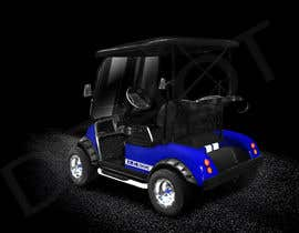 #10 cho Photoshop airbrush and shadows to golf cart pictures to premium level bởi dzhot