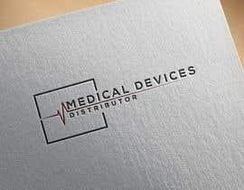 Nro 70 kilpailuun logo for Medical devices distributor  - 26/04/2019 04:00 EDT käyttäjältä sadafsohan52