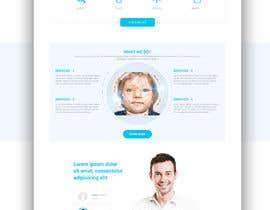 nº 11 pour PSD Template Website Design par amirkust2005