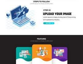 nº 4 pour PSD Template Website Design par ashanjayarathne7