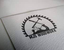 Nro 231 kilpailuun woodworking company logo käyttäjältä Bindubhuyan