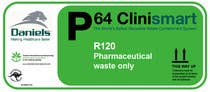 Graphic Design Entri Peraduan #2 for Graphic Design for Clinical Product Label