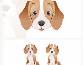 Nro 21 kilpailuun Create a 2D  brand character inspired by a type of dog käyttäjältä CPYdesign
