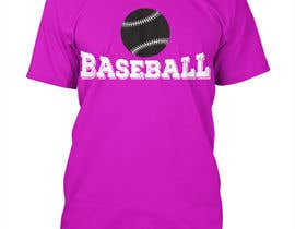 #35 for T-Shirt Designs for Baseball Company by Hossain35