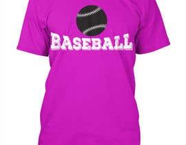 #35 cho T-Shirt Designs for Baseball Company bởi Hossain35