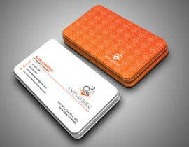 #506 for Business Card Design for IT Security Company by abdulmonayem85